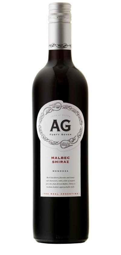 Argento 'AG47' Malbec-Shiraz