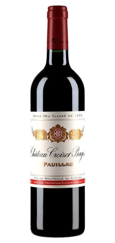 Chateau Croizet-Bages - Pauillac 2003