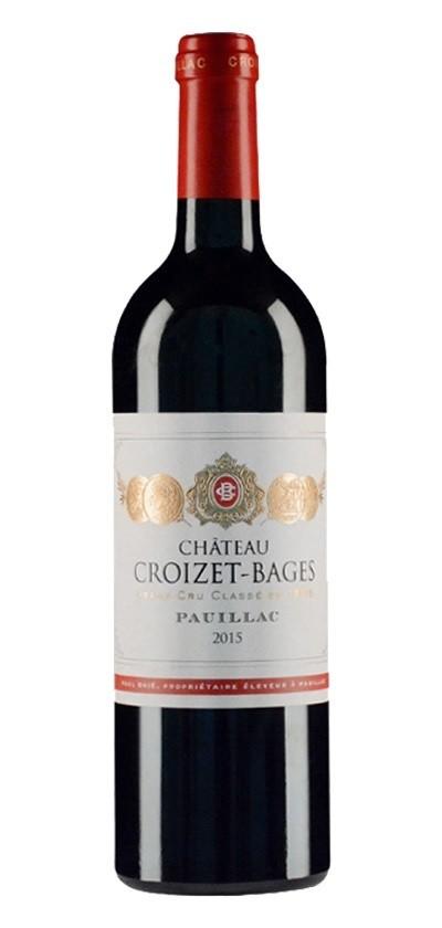 Chateau Croizet-Bages - Pauillac 2015