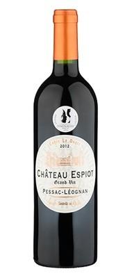 Chateau Espiot 'Cuvee La Doare' - Pessac-Leognan