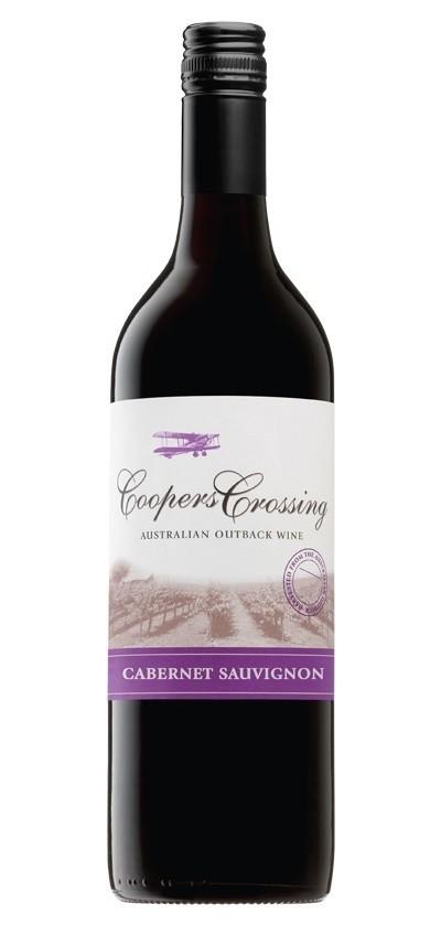 Coopers Crossing Cabernet Sauvignon