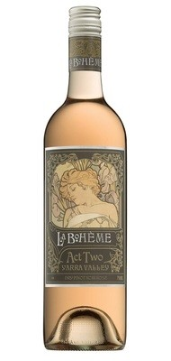 De Bortoli 'La Boheme' Act Two Pinot Rose