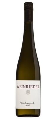 Weinrieder 'Birthal' Weissburgunder