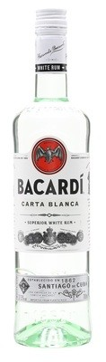 Bacardi 'Carta Blanca' Rum