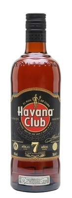 Havana Club '7 Years Old' Rum