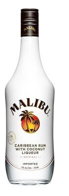 Malibu - Rum & Coconut Liqueur