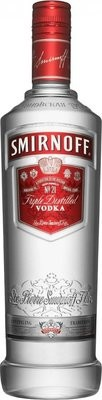 Smirnoff 'Red' Vodka