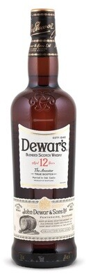 Dewar's '12 Years Old' Blended Scotch Whisky