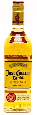 Jose Cuervo 'Especial Gold' Tequila