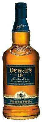 Dewar's '18 Years Old' Reserve Blended Scotch Whisky