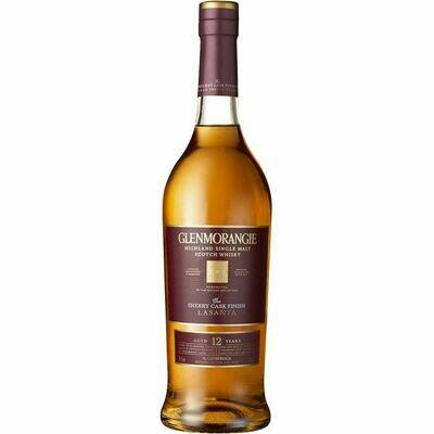 Glenmorangie 'Lasanta - 12 Years Old' Single Malt Scotch Whisky