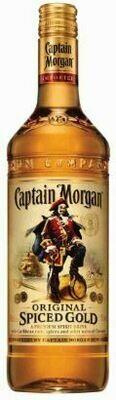 Captain Morgan 'Spiced Gold' Rum