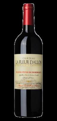 Chateau La Fleur Dallon - Blaye Cotes De Bordeaux