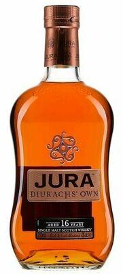 Jura '16 Years Old' Single Malt Whisky