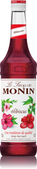 Monin 'Hibiscus' Syrup