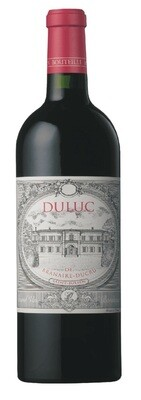 Duluc De Branaire-ducru - St Julien 2006