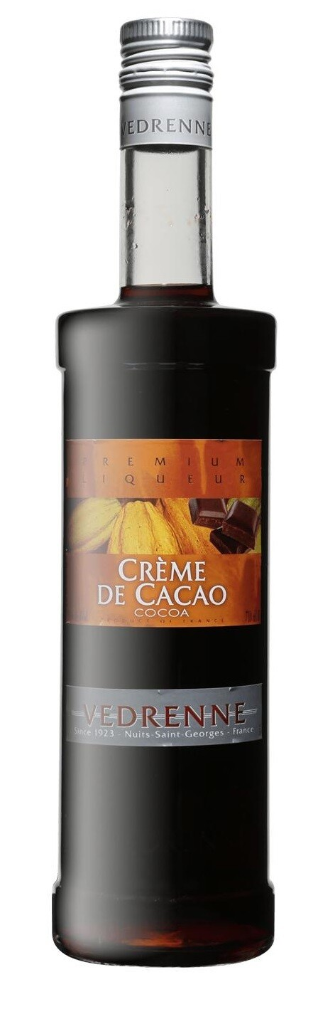 Vedrenne Cacao Liqueur (Stock Clearance)