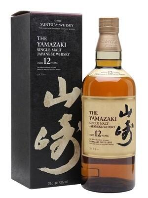 Yamazaki 12 Years Old Single Malt Whisky