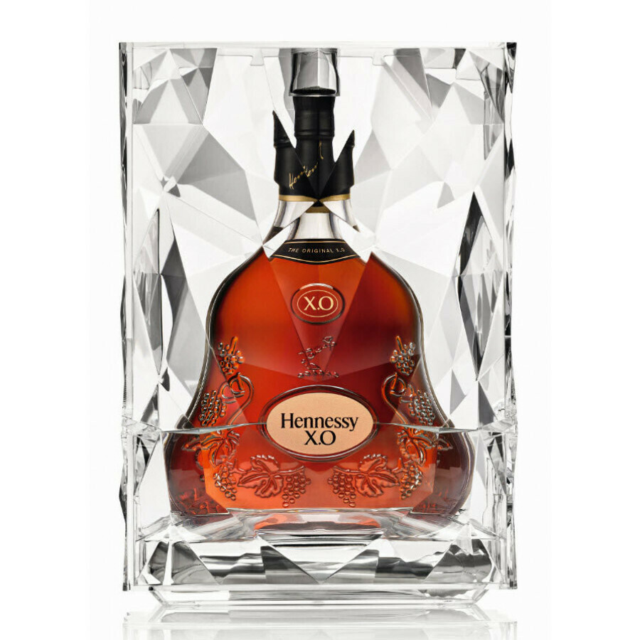 Hennessy XO Cognac Experience (with Limited Edition Gift Ice Box)