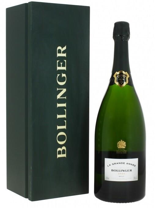 Bollinger 'La Grand Annee' Champagne 2005 (Magnum - 1,500ml)