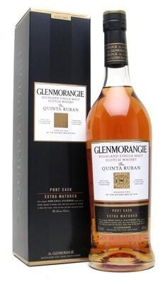 Glenmorangie 'The Quinta Ruban' Single Malt Scotch Whisky