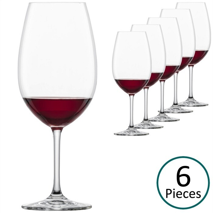 Schott Zwiesel 'Ivento Bordeaux' Crystal Glasses (Set of 6)