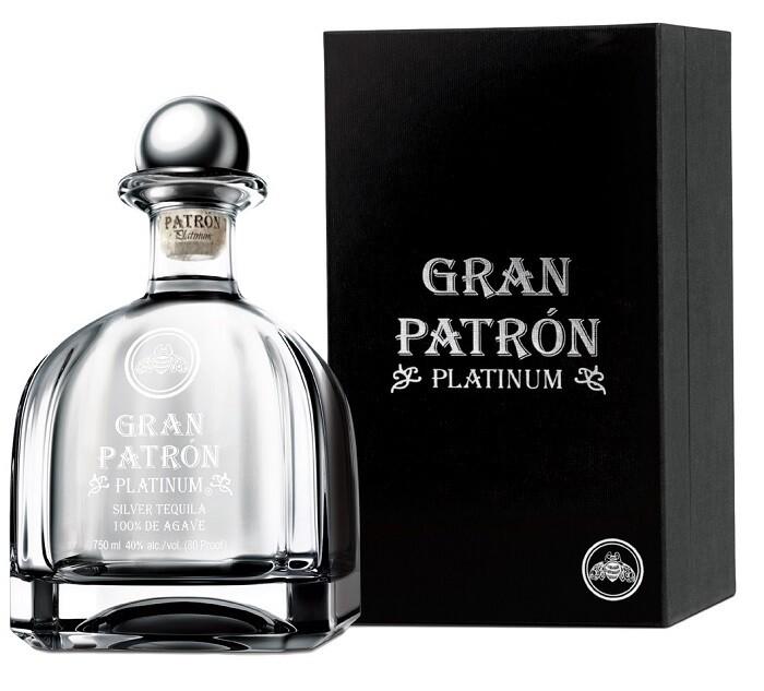 Patron 'Gran' Platinum Tequila