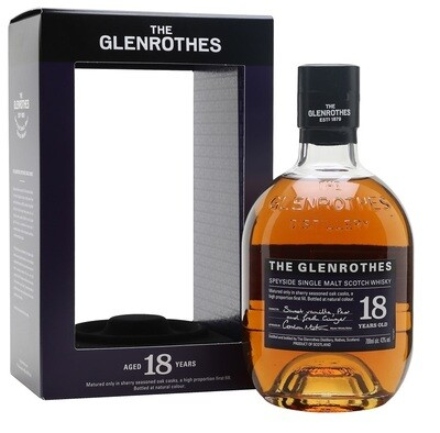 The Glenrothes '18 Years Old' Single Malt Scotch Whisky