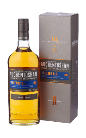 Auchentoshan '18 years old' Single Malt Scotch Whisky