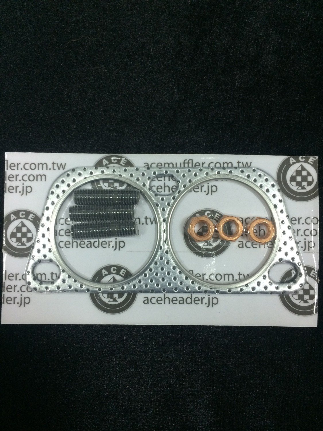 TYPE A/TYPE B OVERPIPE GASKET AND HARDWARE KIT
