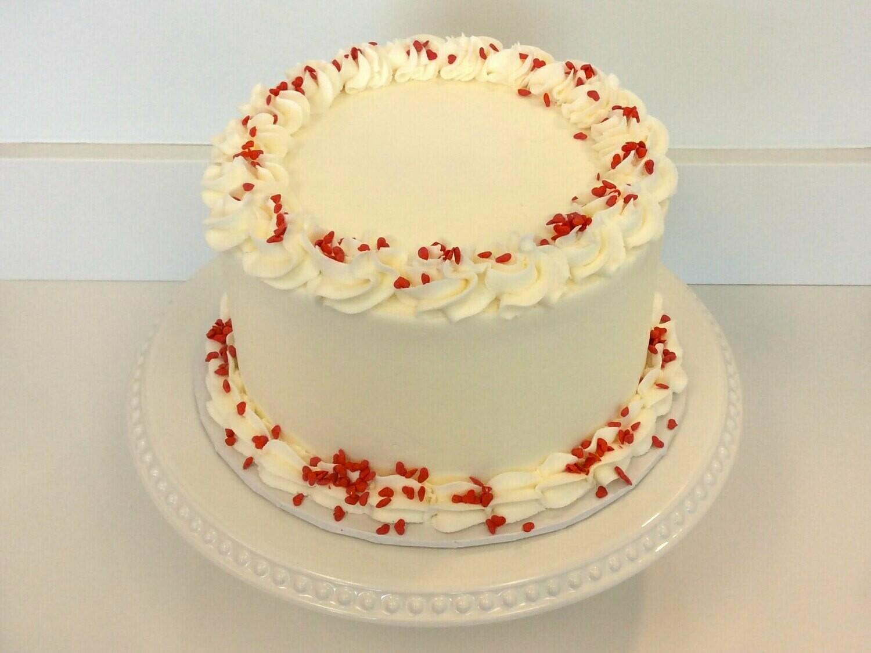 Red Velvet Cream Cheese Cake