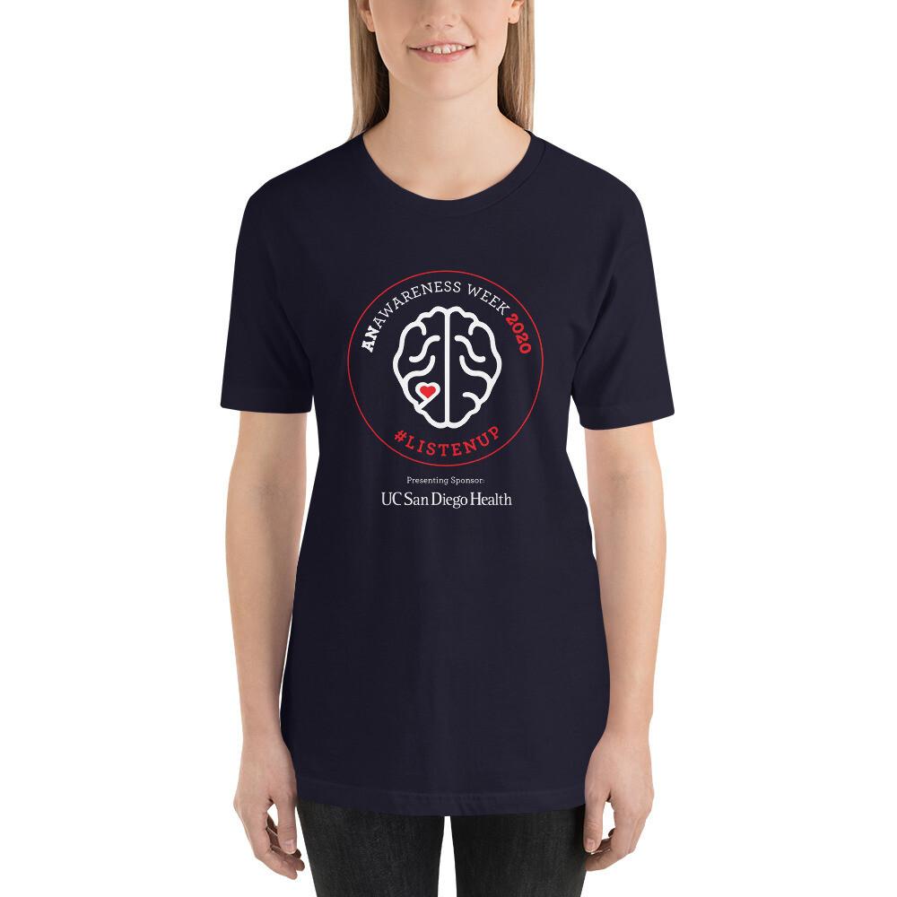 ANAwareness Week Unisex T-Shirt Navy