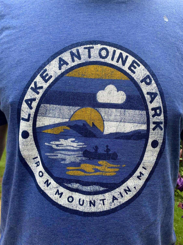 Lake Antoine Park Logo T-shirt
