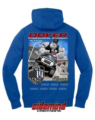 2020 Event Premium Pullover Hoodie | Blue