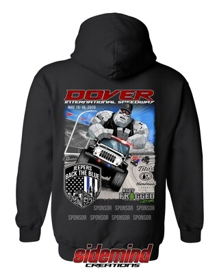 2020 Event Pullover Hoodie | Black