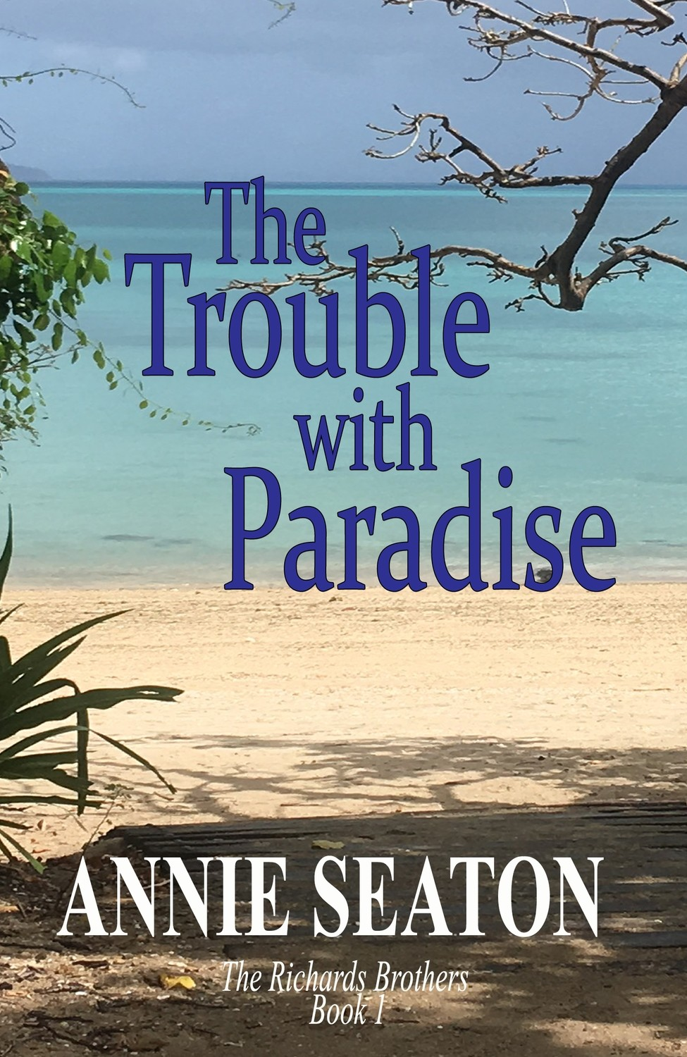 The Trouble with Paradise-Print