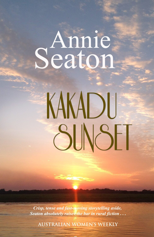 Kakadu Sunset - Signed print copy