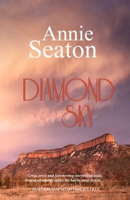 Diamond Sky: Signed Print Copy