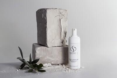 Organicspa Foam Cleanser 92% Certified Organic/100% Naturally Derived size 150gm