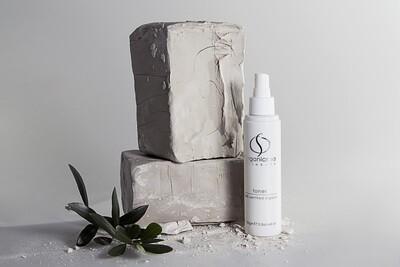 Organicspa Toner 98% Certified Organic/100% Naturally Derived size 150gm