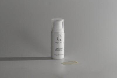 Organicspa Gel Mask 97% Certified Organic/100% Naturally Derived size 100gm