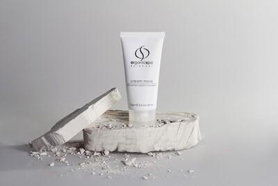 Organicspa Cream Mask 89% Certified Organic/100% Naturally Derived size 75gm