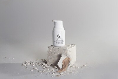 Organicspa beauty balm fair 86% Certified Organic/100% Naturally Derived size 50gm