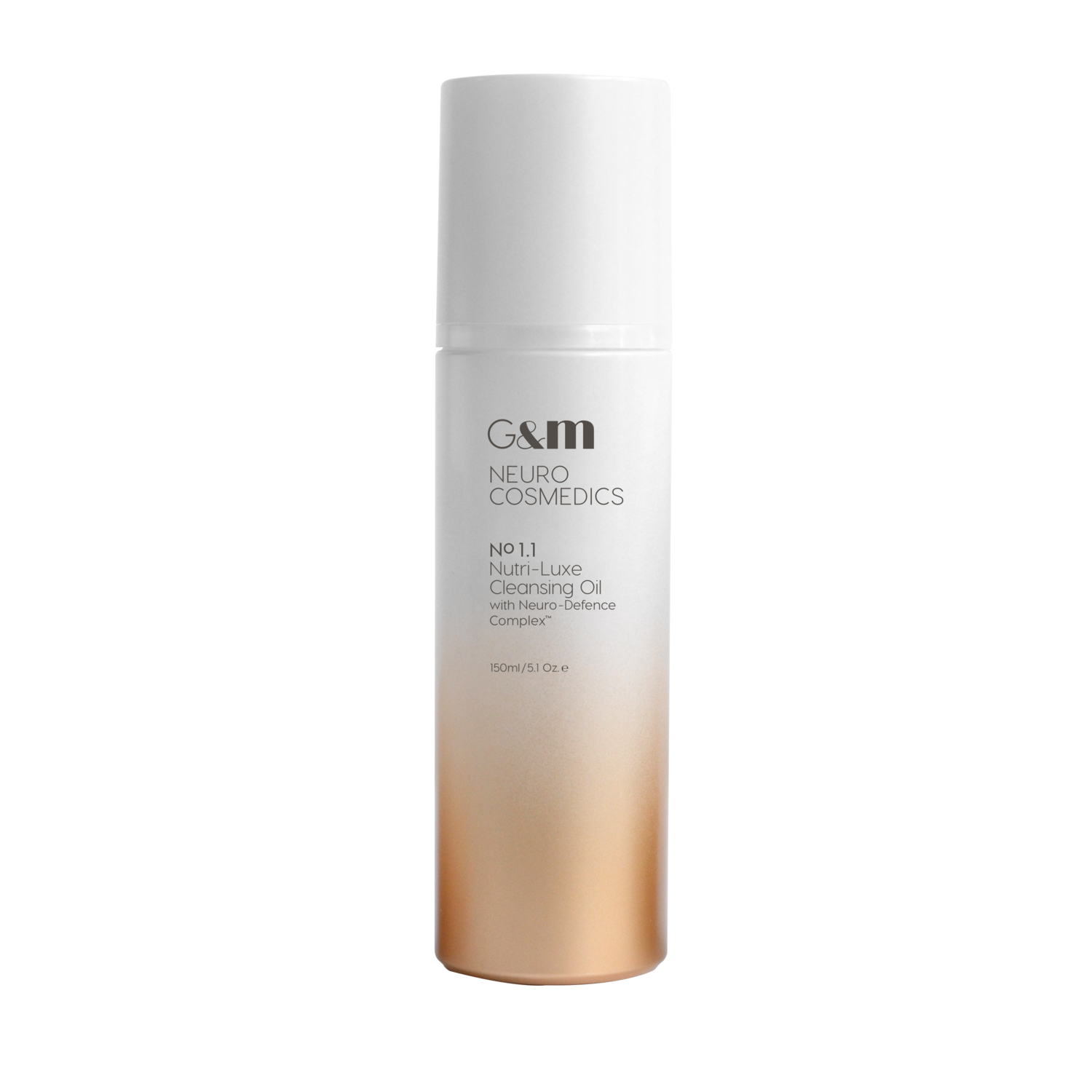 G&M NUTRI-LUXE CLEANSING OIL