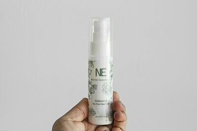 Native Essentials Antibacterial - Tea Tree hand Gel 30ml