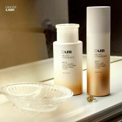 GINGER&ME Skin Sisters Cleansing Duo