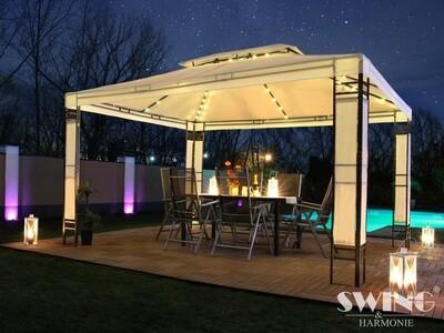 LED paviljon -
