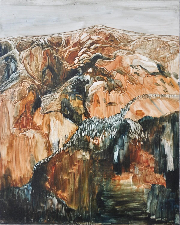 'Desert depths'