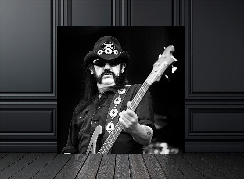 TIRAGE PHOTO MOTORHEAD -  Edition 30 exemplaires