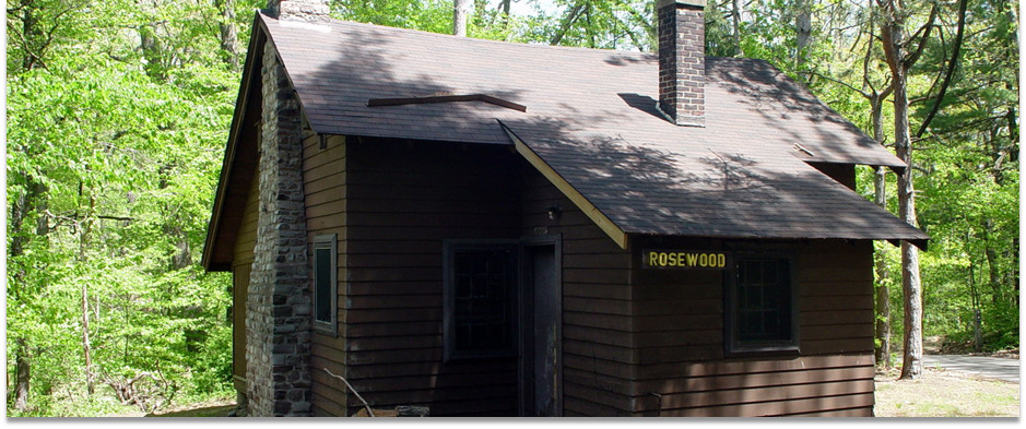 Rosewood Cabin